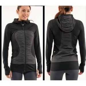 Lululemon pure balance jacket size 10